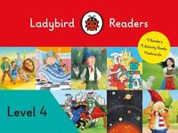 Ladybird Readers Pack: Level 4