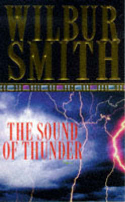 The Sound of Thunder by Wilbur Smith image