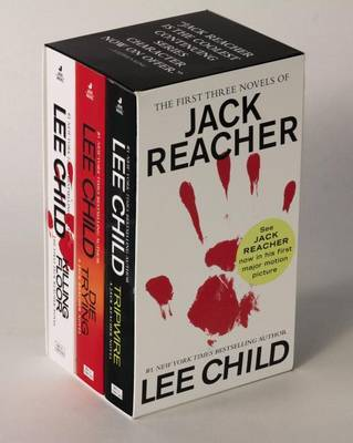 Jack Reacher Boxed Set (1st 3 Books) by Lee Child