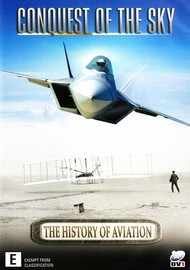 Conquest of the Sky -The History of Aviation on DVD