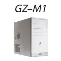 GIGABYTE GZ-M1 MATX CASE 1 FAN BLACK image