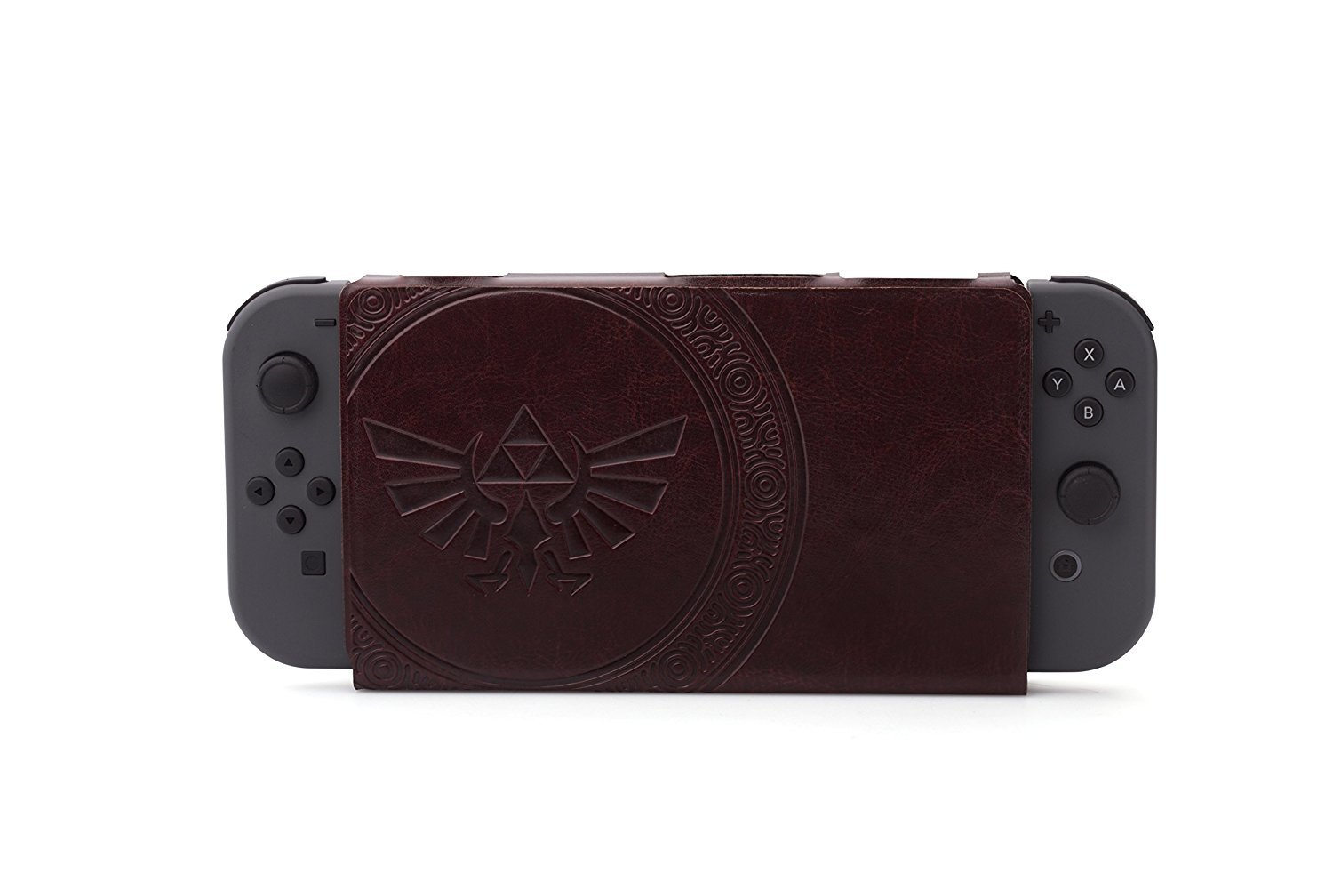 Nintendo Switch Hybrid Cover - Zelda Leatherette for Switch image