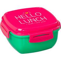 Happy Jackson Salad Box - Hello Lunch