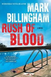Rush of Blood by Mark Billingham image