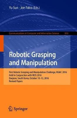 Robotic Grasping and Manipulation