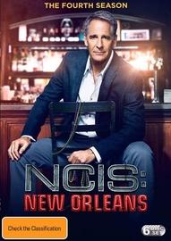NCIS New Orleans: Season 4 on DVD