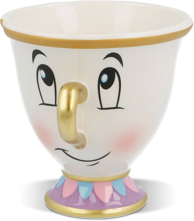 Beauty and the Beast: 3D Mug Chip