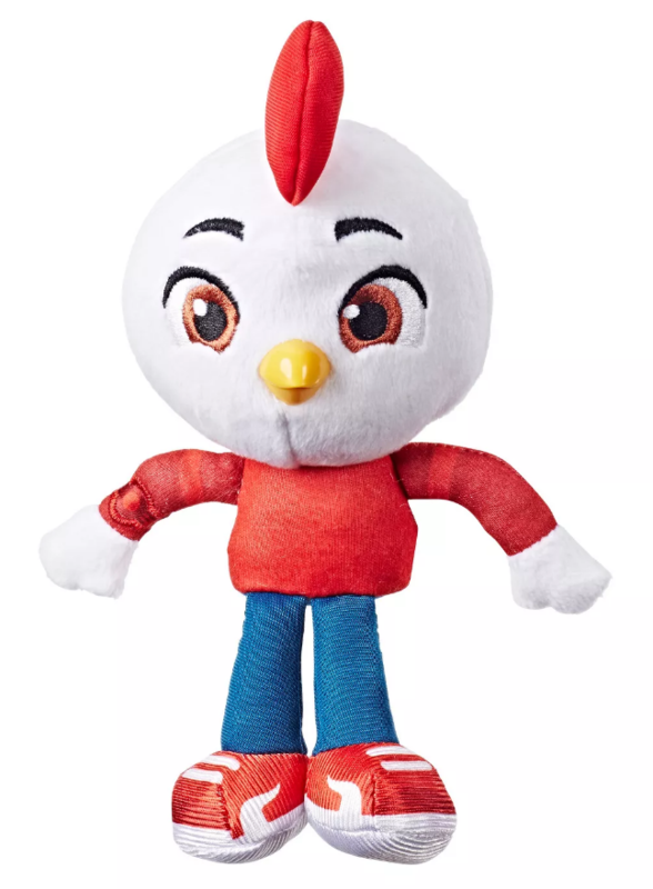 "Top Wings: Rod - 5"" Character Plush"
