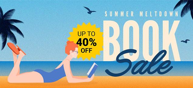 Summer Meltdown Book Sale