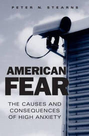 American Fear by Peter N Stearns image