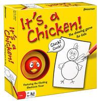 It's a Chicken