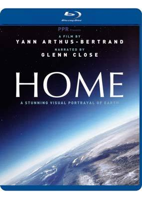 Home on Blu-ray