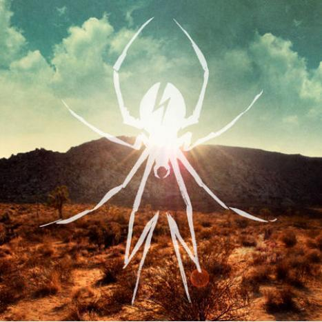 Danger Days: The True Lives Of The Fabulous Killjoys (T-shirt - Medium/CD) by My Chemical Romance