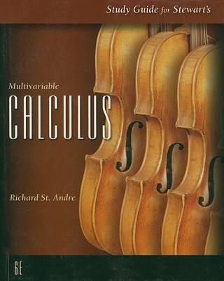 SG Multivariable Calc 6e by James Stewart