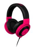 Razer Kraken Neon Gaming & Music Headphones (Red) for