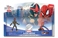 Disney Infinity 2.0: Marvel Super Heroes Ultimate Spider-Man Playset for