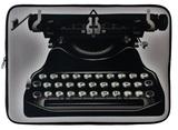 "15.6"" Willpower Neoprene Laptop Sleeve (Retro)"