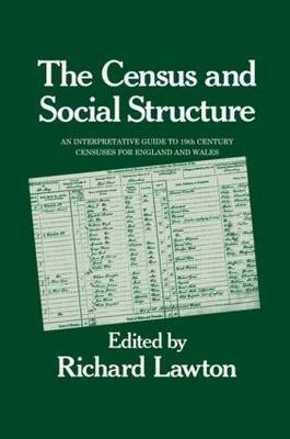 Census and Social Structure by Richard Lawton image