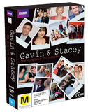 Gavin & Stacey - Complete Collection: Series 1 - 3 & Christmas DVD