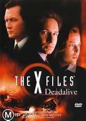 The X-Files - Dead Alive on DVD