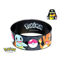 Pokemon Main Characters Silicone Bracelet
