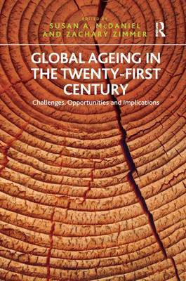 Global Ageing in the Twenty-First Century by Zachary Zimmer image