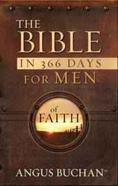 The Bible in 366 Days for Men of Faith by Angus Buchan