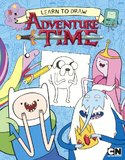 Learn to Draw Adventure Time by Cartoon Network Books