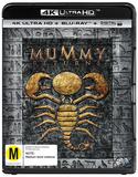 The Mummy Returns (4K UHD + Blu-ray + UV) DVD