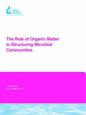 The Role of Organic Matter in Structuring Microbial Communities by L. Kaplan image