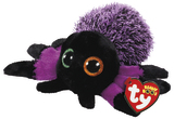 Ty Beanie Boo's: Purple Spider - Small Plush
