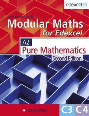 Modular Maths for Edexcel: Core 3 & 4 by John Sykes image