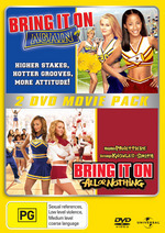 Bring It On Again / Bring It On All Or Nothing - 2 DVD Movie Pack (2 Disc Set) on DVD