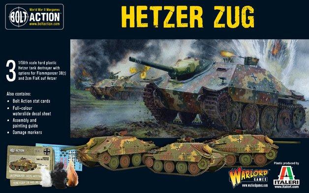 Hetzer Zug
