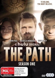The Path Season One on DVD image