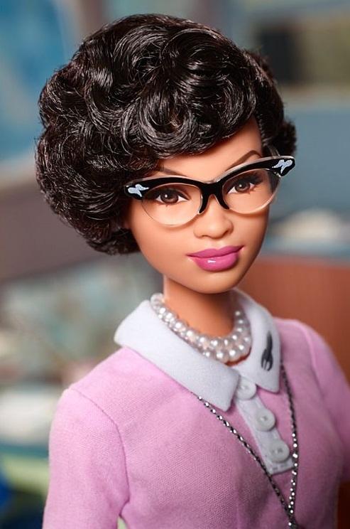 Barbie: Inspiring Women Series - Katherine Johnson Doll image