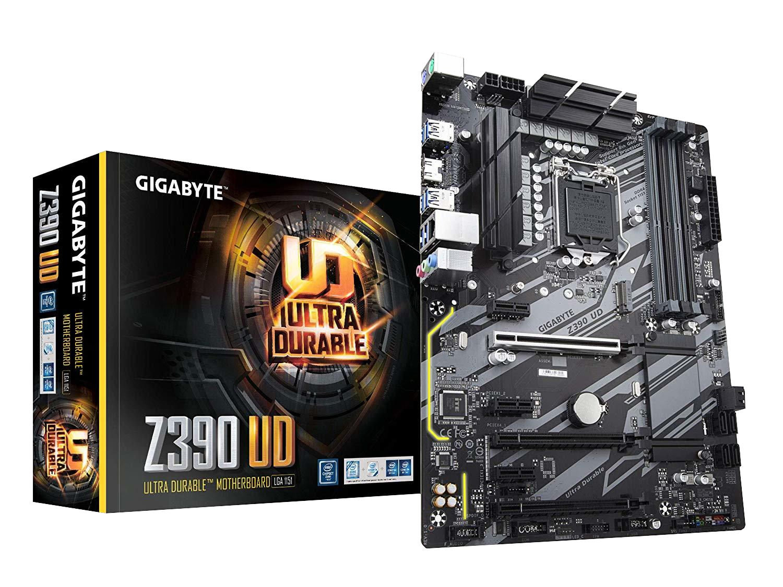 Gigabyte Z390 UD Motherboard image