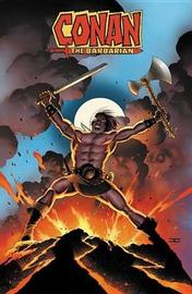 Conan The Barbarian: The Original Marvel Years Omnibus Vol. 1 by Marvel Comics