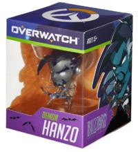 Overwatch: Cute but Deadly - Demon Hanzo Figure