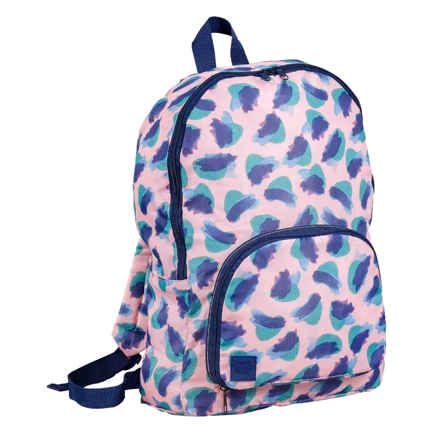 Pretty Useful Tools: Foldaway Back Pack - Camo Coral (20L)