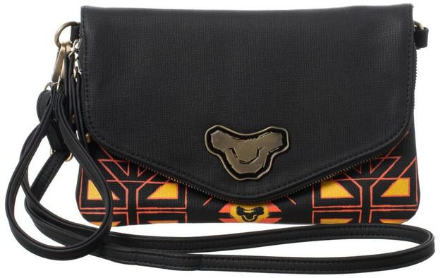 The Lion King: Foldover Clutch Bag