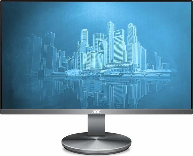"23.8"" AOC FHD Ergonomic Professional Monitor w/ USB"