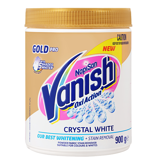 Vanish: Vanish Gold Crystal White 900g