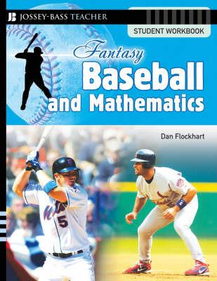 Fantasy Baseball and Mathematics by Dan Flockhart image