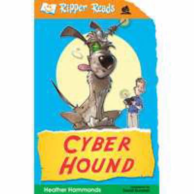 Cyber Hound by Heather Hammonds image