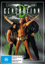 WWE - D Generation X on DVD