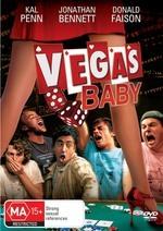 Vegas Baby on DVD