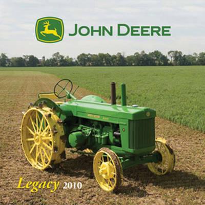 John Deere Legacy 2010 by Wall image