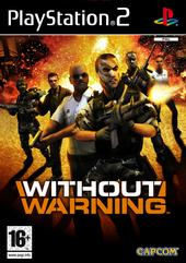 Without Warning for PlayStation 2