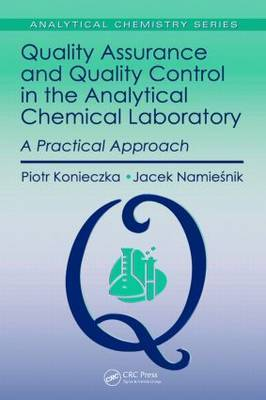 Quality Assurance and Quality Control in the Analytical Chemical Laboratory